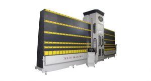 Vertical Deburring & Grinding Machine
