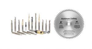 Aluminium Drilling Bits / Saw Discs